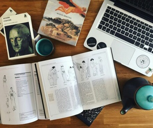 study, book, and college image