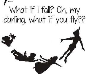 beautiful, magic, and peter pan image