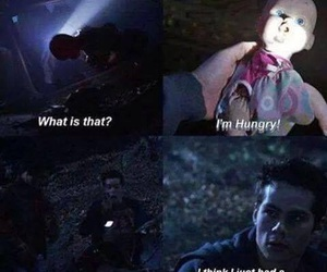 doll, funny, and teen wolf image
