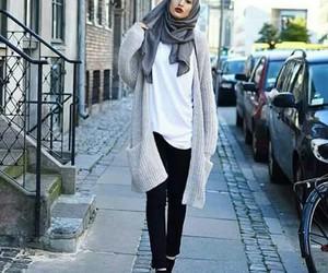 hijab and muslim image