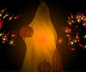 ghost, halloween scene, and Halloween image