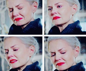 Jennifer Morrison, the dark one, and once upon a time image