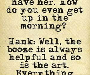 for, Hank, and her image