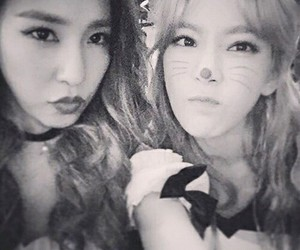 tiffany, snsd, and taeyeon image