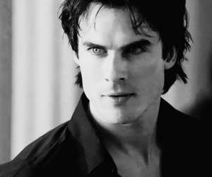 hot guys, ian somerhalder, and the vampire diaries image
