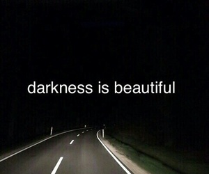Darkness, beautiful, and dark image