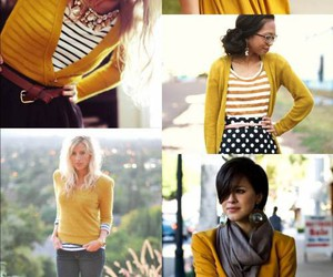 fall, mustard yellow, and outfits image