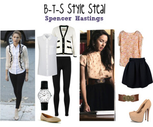 spencer hastings and fashion image