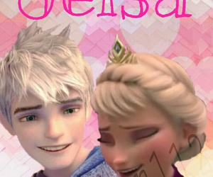 frozen, jack frost, and rotg image