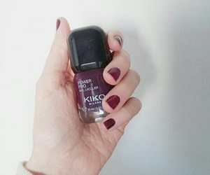 beauty, fall, and vernis image