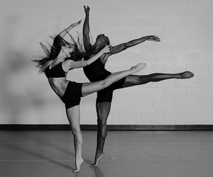 contemporary and dance image