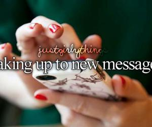 message, just girly things, and girly image