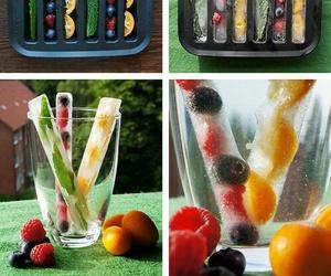 diy, fruit, and ice image