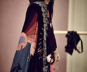 black, fashion, and love image