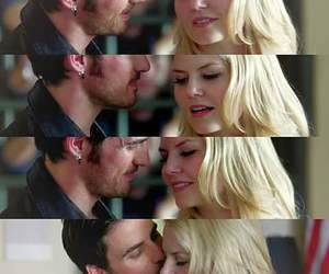 once upon a time, cute, and captain swan image