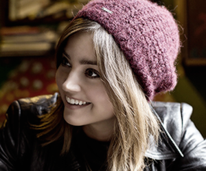 jenna coleman, doctor who, and impossible image