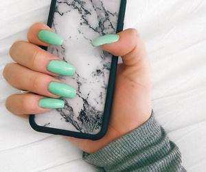 cool, nail art, and girls image