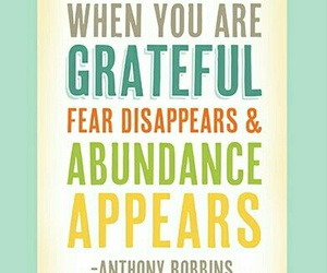fear and gratitude image