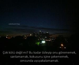 alone, yalnızlık, and türkçe image