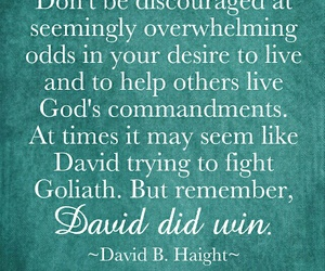 lds quotes and discouragement image