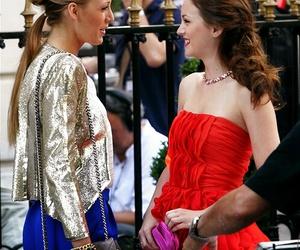 gossip girl, blair waldorf, and fashion image