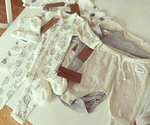 and, baby, and clothes image