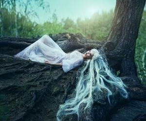 beautiful, bra, and fantasy image