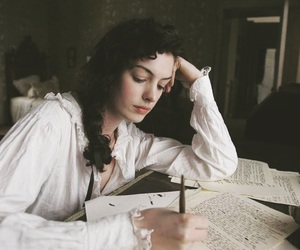 jane austen, Anne Hathaway, and becoming jane image