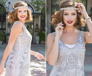 20s, costume, and fashion image