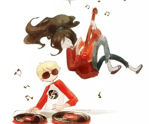 adventure time, marceline, and homestuck image