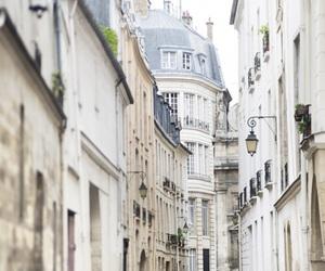 paris, city, and street image