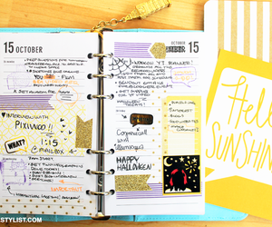 filofax, organiser, and planner image