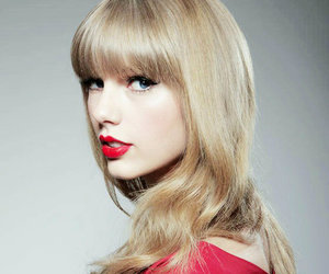 Taylor Swift, red, and perfect image