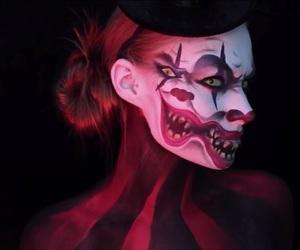 Halloween, madeyewlook, and makeup image