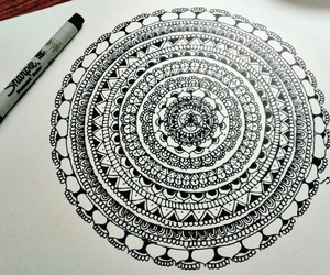 awesome, drawing, and Sharpie image