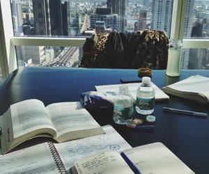book, city, and college image