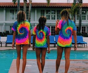 friends, piscina, and shirt image