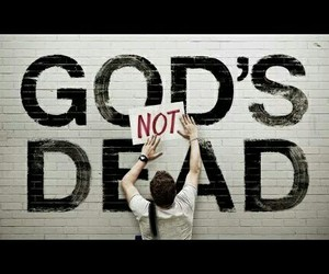 god, faith, and god's not dead image