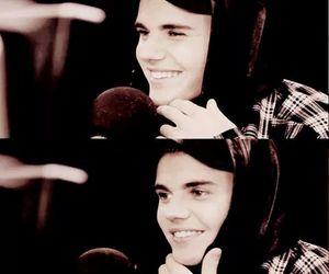 JB, smile, and justin bieber image