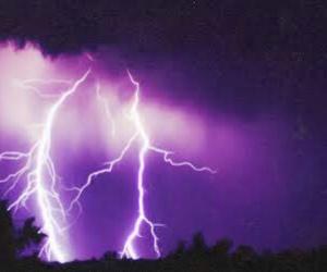 purple, header, and lightning image