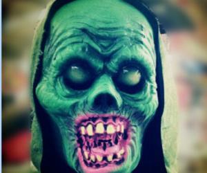 Halloween, monster, and mask image