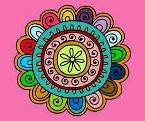 mandalas and zentagle arte image