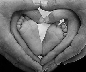 family, hands, and feet image