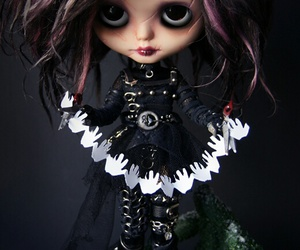 blythe, edwardscissorhands, and doll image