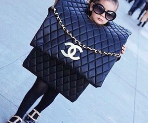 chanel, costume, and fashion image
