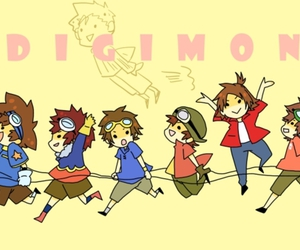 digimon, pixiv, and digimon frontier image