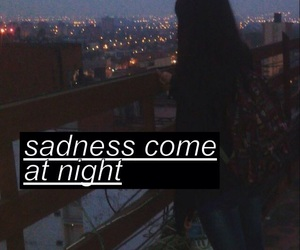 sadness, quote, and tumblr image