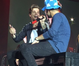 lilo, liam payne, and louis tomlinson image