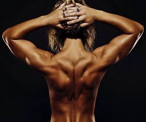 fitness, muscle, and sexy image