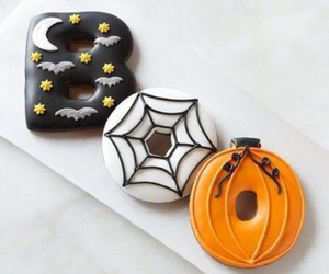 Halloween, boo, and food image